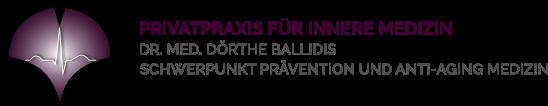 Dr. med. Dörthe Ballidis Logo